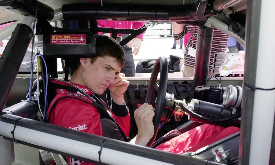 Race Car Driver Adam